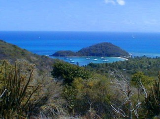 Southern Grenadines Tobago Cays Mayreau Carricou Travel Page